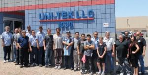 Uni-Tek Staff